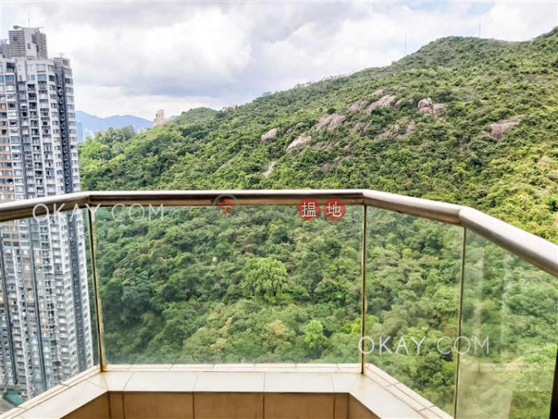 Charming 3 bedroom on high floor with balcony | Rental | Ronsdale Garden 龍華花園 Rental Listings