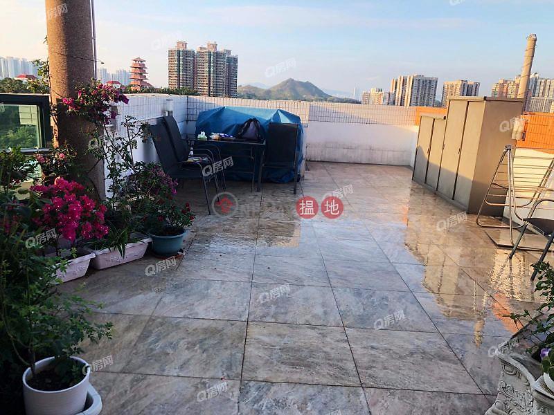 香港搵樓|租樓|二手盤|買樓| 搵地 | 住宅出售樓盤連天台3房套, 開揚公園景, 包車位, 吉售《翠韻華庭2座買賣盤》