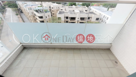 Gorgeous 3 bedroom with balcony | Rental|Kowloon Tong9 College Road(9 College Road)Rental Listings (OKAY-R43469)_0