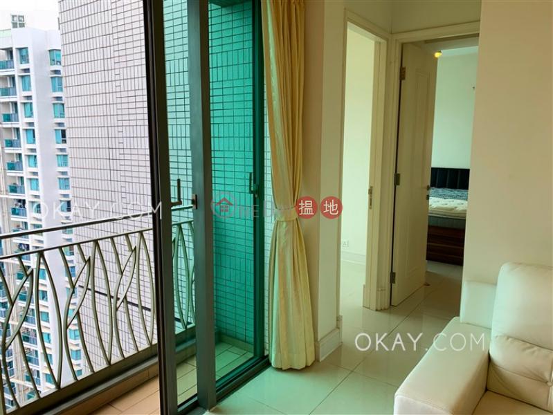 Elegant 3 bed on high floor with sea views & balcony | Rental | Sausalito Tower 5 嵐岸5座 Rental Listings