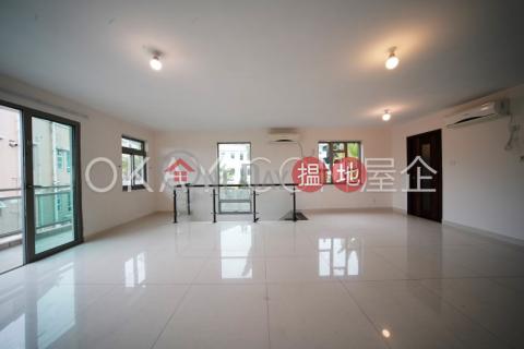 Tasteful house with rooftop & balcony | Rental|Sheung Yeung Village House(Sheung Yeung Village House)Rental Listings (OKAY-R392460)_0