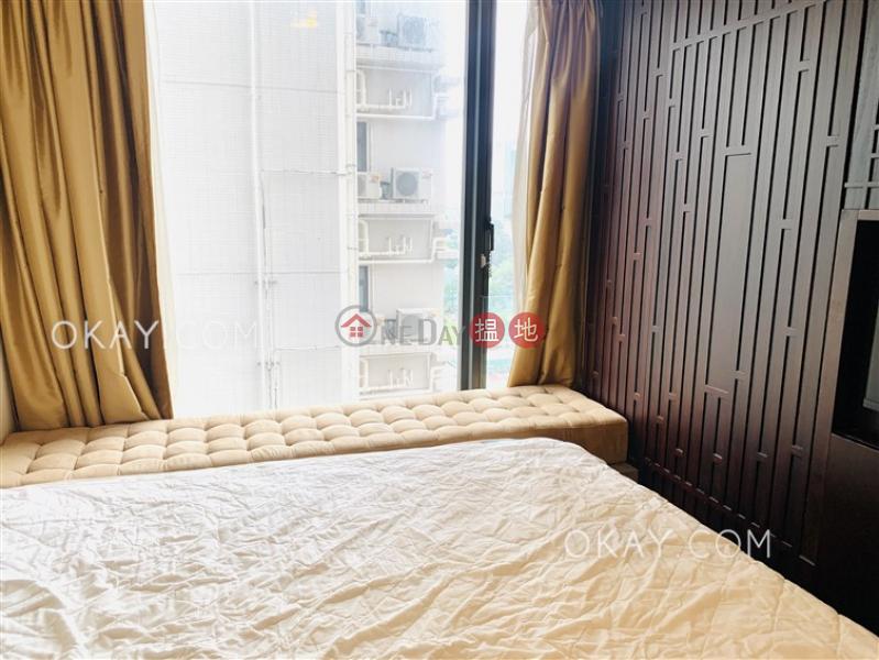 Cozy 1 bedroom with balcony   Rental 9 Warren Street   Wan Chai District, Hong Kong, Rental HK$ 28,000/ month