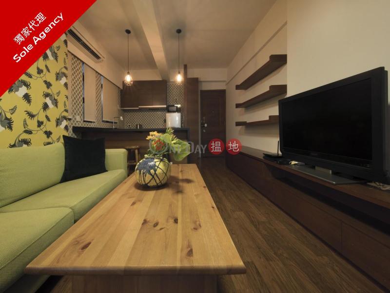蘇豪區一房筍盤出售 住宅單位 1-6華寧里   中區 香港出售 HK$ 950萬