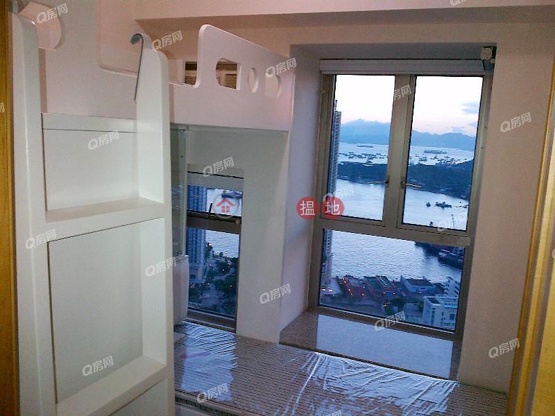 核心地段,無敵海景,名牌發展商,間隔實用,鄰近地鐵《君匯港6座買賣盤》|8海輝道 | 油尖旺|香港-出售|HK$ 1,360萬