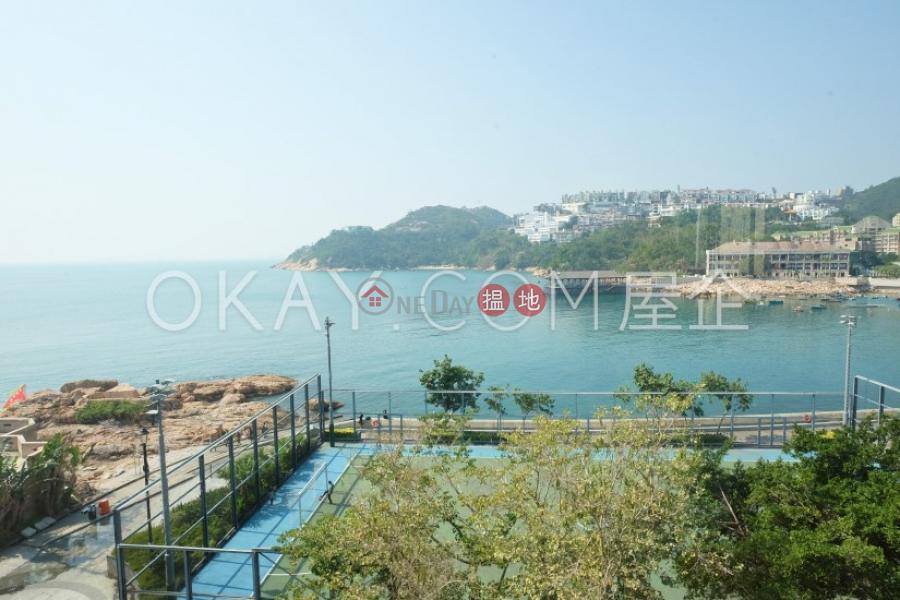 Nicely kept 2 bedroom on high floor with sea views | Rental | Bayside House 伴閑居 Rental Listings