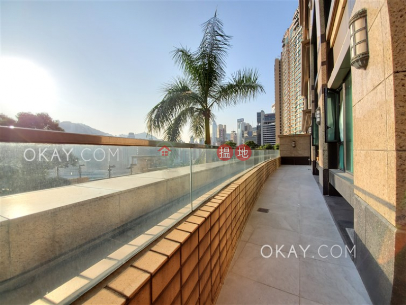 Property Search Hong Kong | OneDay | Residential, Rental Listings | Luxurious 3 bedroom with racecourse views, terrace | Rental