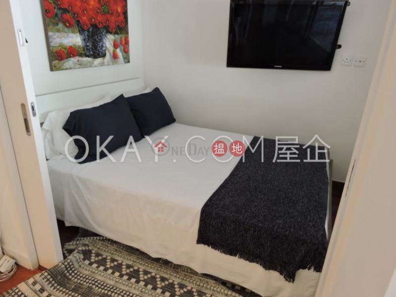 Charming 1 bedroom with terrace | Rental, 45-53A Graham Street | Central District Hong Kong, Rental, HK$ 27,000/ month