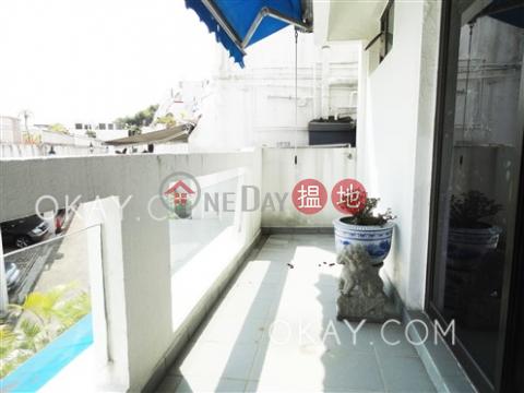 Tasteful house with sea views, rooftop & terrace | For Sale|Fullway Garden(Fullway Garden)Sales Listings (OKAY-S285463)_0