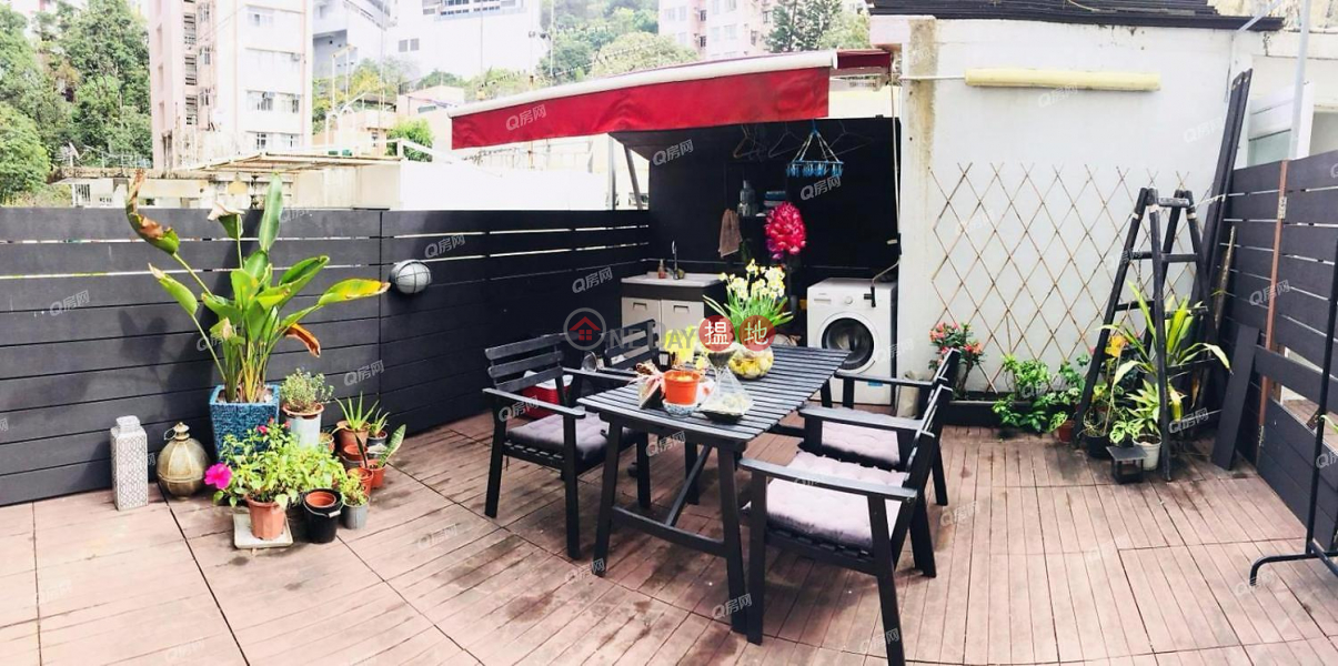 6-7 TAI PAK TERRACE | 1 bedroom High Floor Flat for Rent | 6-7 TAI PAK TERRACE 太白臺 6-7 號 Rental Listings