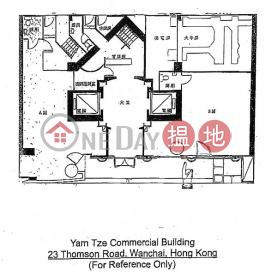 Shop for Rent in Wan Chai|Wan Chai DistrictYam Tze Commercial Building(Yam Tze Commercial Building)Rental Listings (H000373800)_0