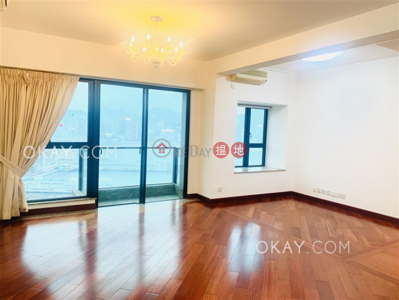 HK$ 62,000/ month | The Arch Sun Tower (Tower 1A) | Yau Tsim Mong | Rare 3 bedroom on high floor with balcony | Rental