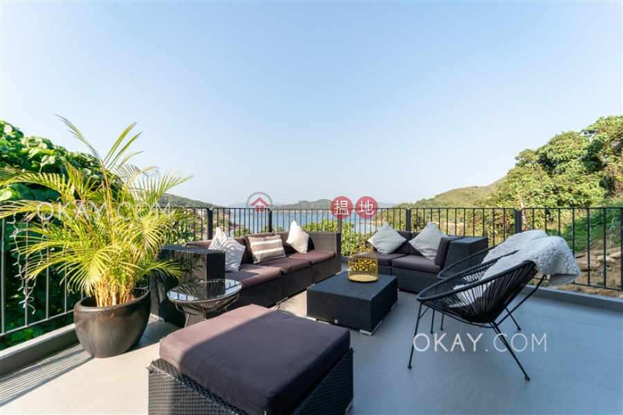 Gorgeous house with sea views, rooftop & terrace | For Sale | Tai Hang Hau Village 大坑口村 Sales Listings