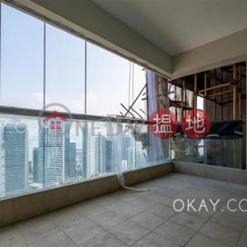 Efficient 3 bed on high floor with balcony & parking | Rental|Borrett Mansions(Borrett Mansions)Rental Listings (OKAY-R112388)_0