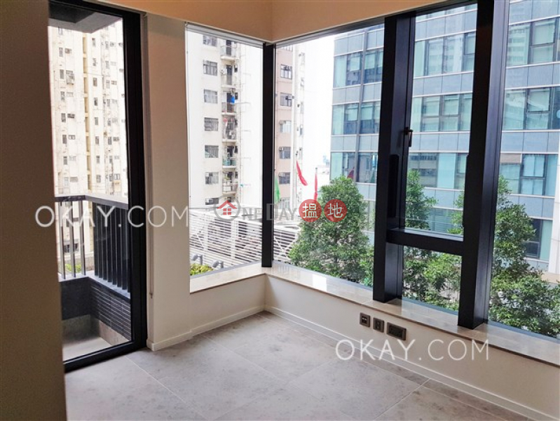Luxurious 2 bedroom with balcony | Rental | 321 Des Voeux Road West | Western District Hong Kong | Rental, HK$ 35,000/ month