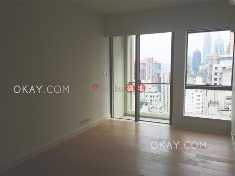 Rare 3 bedroom on high floor with balcony   Rental   Kensington Hill 高街98號 Rental Listings