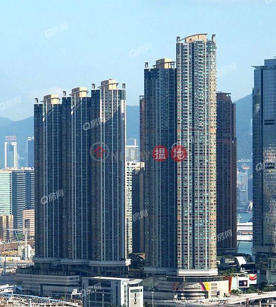 Sorrento Phase 1 Block 6 | 3 bedroom High Floor Flat for Sale 1 Austin Road West | Yau Tsim Mong Hong Kong | Sales | HK$ 53M