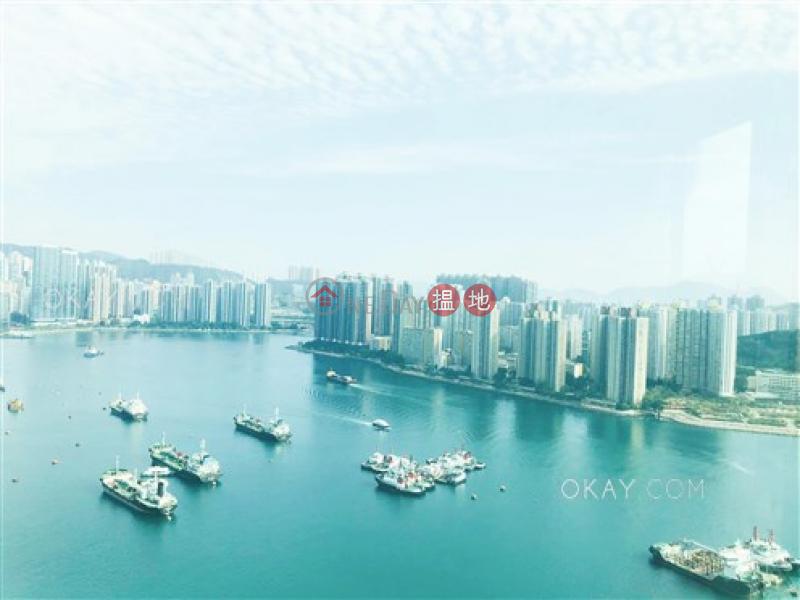 HK$ 65,000/ month | One Kowloon Peak Tsuen Wan | Lovely 2 bedroom on high floor with sea views & rooftop | Rental