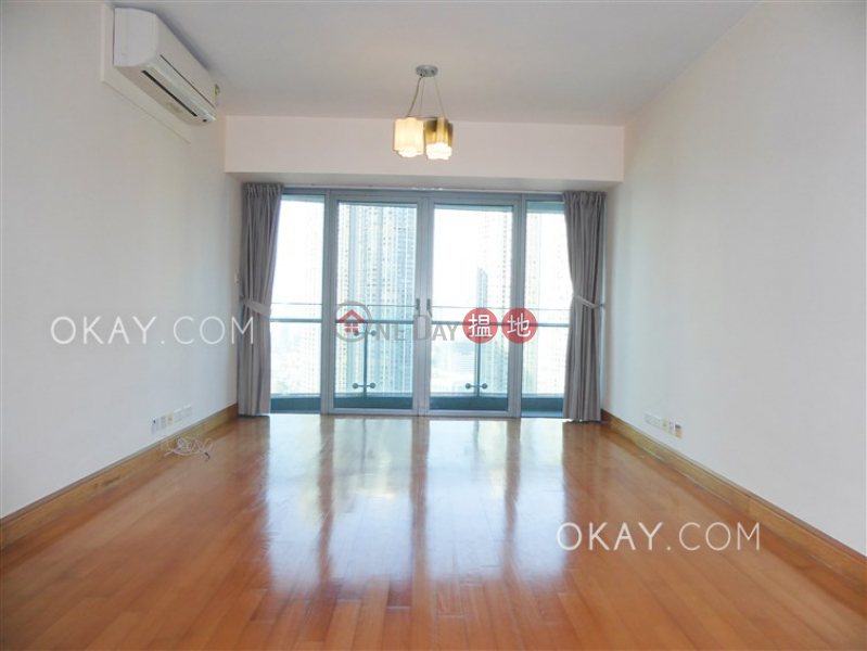 Rare 3 bedroom on high floor with balcony & parking | Rental | 1 Austin Road West | Yau Tsim Mong, Hong Kong Rental, HK$ 53,000/ month