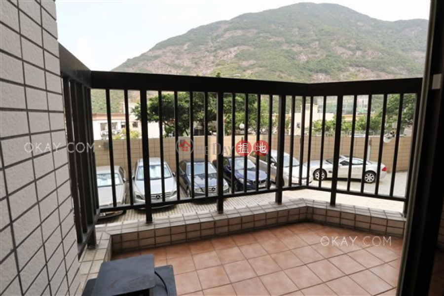 HK$ 45,000/ month | South Bay Garden Block C | Southern District, Tasteful 2 bedroom with balcony & parking | Rental
