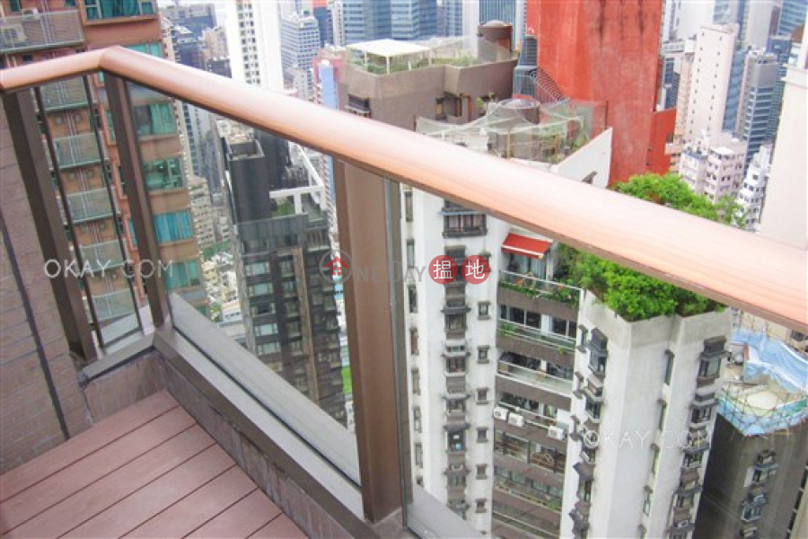Lovely 2 bedroom with balcony | Rental, Alassio 殷然 Rental Listings | Western District (OKAY-R306255)