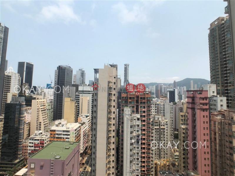 Charming 1 bedroom with balcony | Rental, The Avenue Tower 2 囍匯 2座 Rental Listings | Wan Chai District (OKAY-R288971)