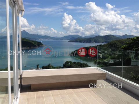 Lovely house with balcony & parking | For Sale|Tai Hang Hau Village(Tai Hang Hau Village)Sales Listings (OKAY-S386027)_0