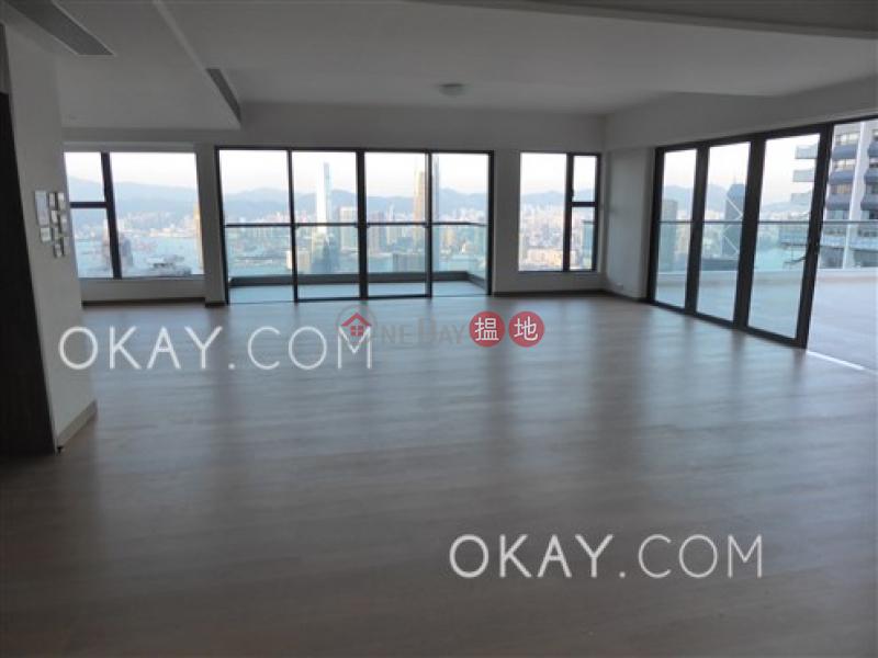4房3廁,極高層,星級會所,連車位蘭心閣出租單位 蘭心閣(Branksome Grande)出租樓盤 (OKAY-R35836)