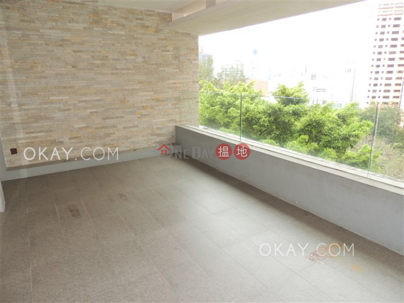 Efficient 3 bed on high floor with balcony & parking | Rental | Kam Yuen Mansion 錦園大廈 Rental Listings