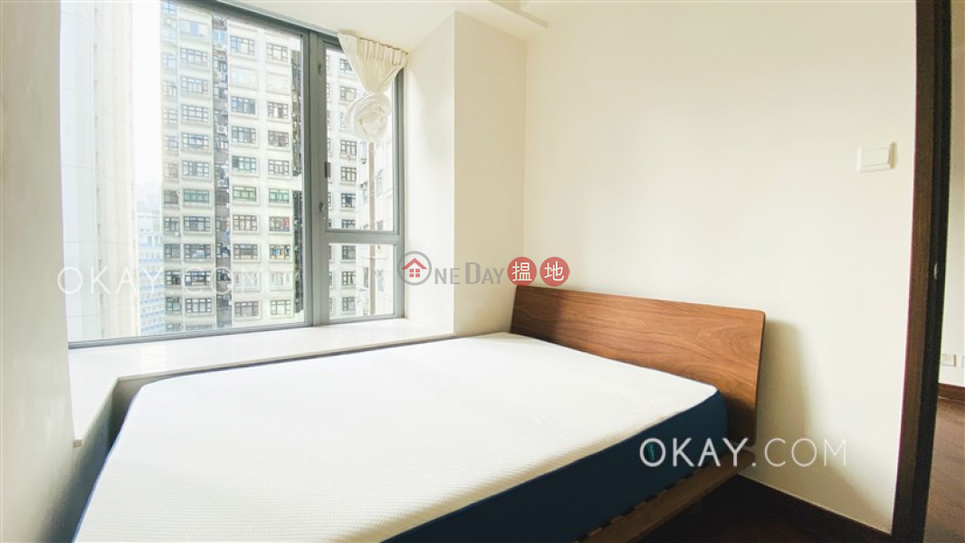 HK$ 9.1M, One Pacific Heights Western District | Cozy 1 bedroom with balcony | For Sale