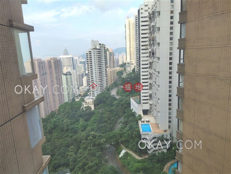 Unique 3 bedroom on high floor with parking | Rental, 11 May Road | Central District Hong Kong Rental | HK$ 69,000/ month