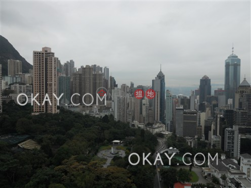 Stylish 3 bedroom on high floor with balcony | Rental | 3 Kennedy Road | Central District, Hong Kong | Rental HK$ 70,000/ month