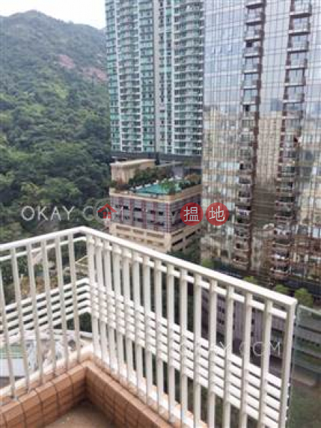 Charming 3 bedroom on high floor with balcony | For Sale, 50A-C Tai Hang Road | Wan Chai District, Hong Kong, Sales HK$ 20M
