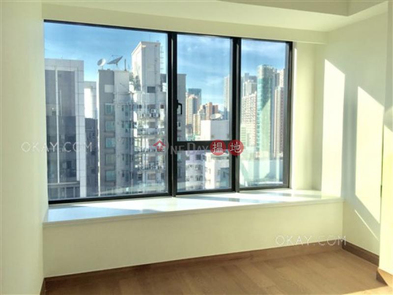 香港搵樓|租樓|二手盤|買樓| 搵地 | 住宅出租樓盤-2房1廁,實用率高,極高層,星級會所Resiglow出租單位