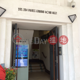 204 PRINCE EDWARD ROAD WEST,Prince Edward, Kowloon