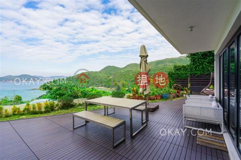 Luxurious house with rooftop, terrace & balcony | For Sale|Tai Hang Hau Village(Tai Hang Hau Village)Sales Listings (OKAY-S324134)_0