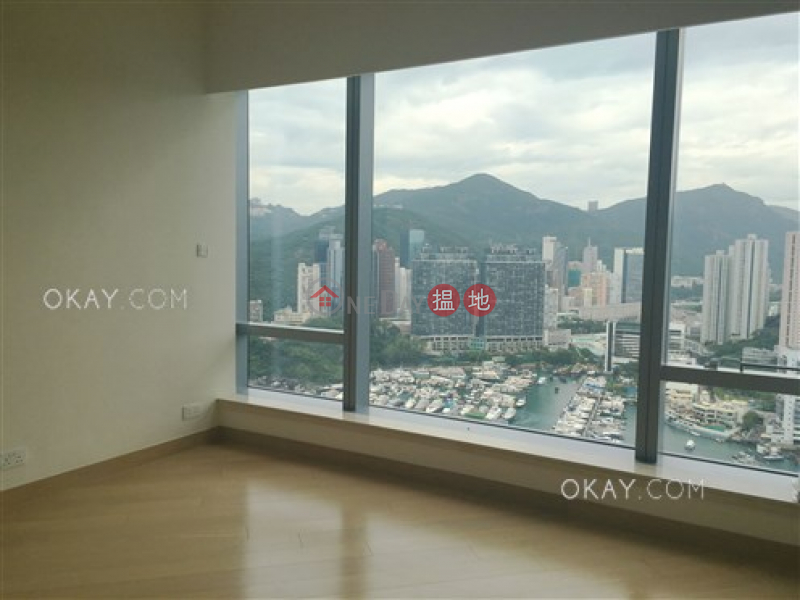 HK$ 36M | Larvotto, Southern District | Lovely 3 bedroom on high floor with sea views & balcony | For Sale