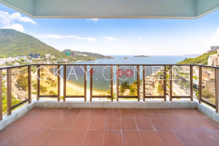 Efficient 3 bedroom with balcony | Rental | Repulse Bay Apartments 淺水灣花園大廈 Rental Listings