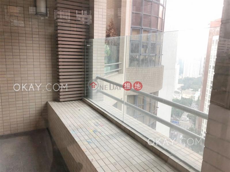 HK$ 110,000/ month | Garden Terrace, Central District, Efficient 4 bedroom with balcony & parking | Rental