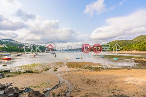 Elegant house with sea views, rooftop & terrace | For Sale|Tai Hang Hau Village(Tai Hang Hau Village)Sales Listings (OKAY-S365420)_0