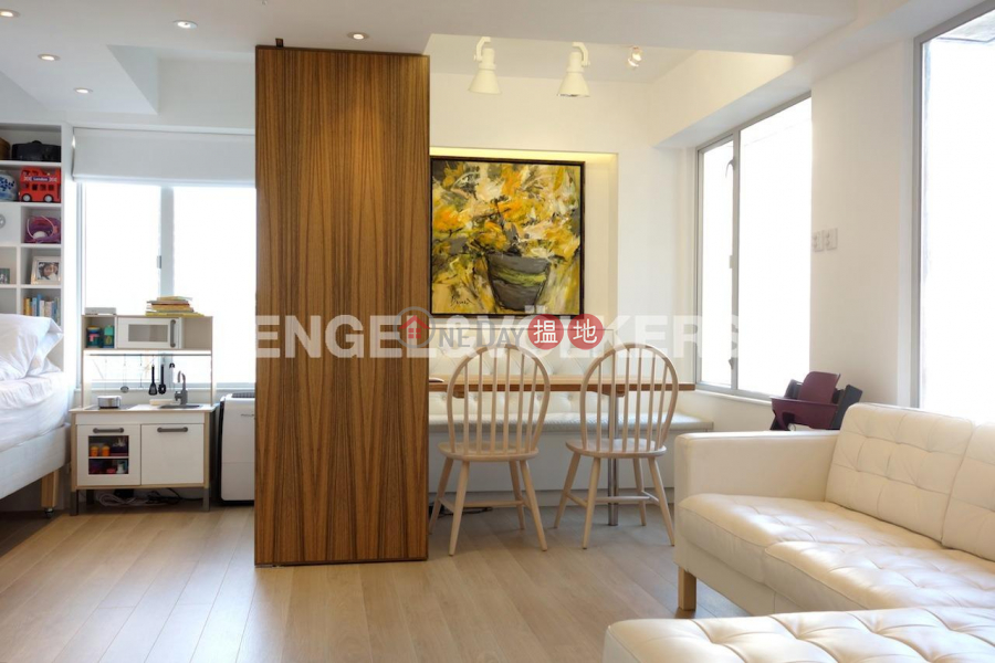 HK$ 25,000/ 月-金豪大廈-中區蘇豪區一房筍盤出租|住宅單位