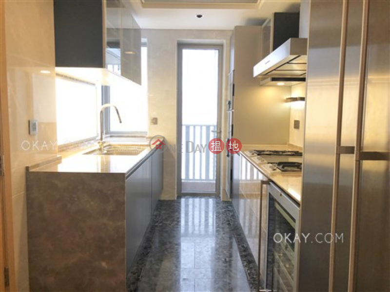 HK$ 74M, Kennedy Park At Central | Central District Luxurious 3 bedroom with balcony & parking | For Sale