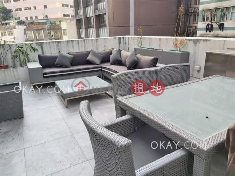 Tasteful 1 bedroom on high floor with rooftop & terrace | Rental|Kam Chuen Building(Kam Chuen Building)Rental Listings (OKAY-R312765)_0