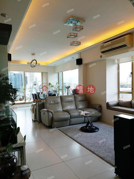 市場罕有複式單位連車位,高質品味裝修,特大露台《雅麗居1座買賣盤》180亞皆老街 | 九龍城-香港|出售HK$ 3,980萬