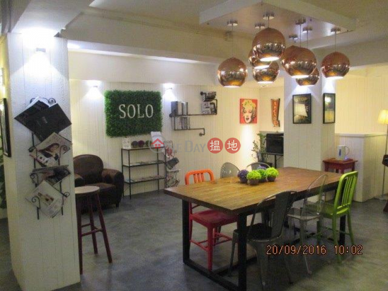 SOLO WORKSHOP | 135-136 Connaught Road West | Western District | Hong Kong, Rental | HK$ 3,800/ month
