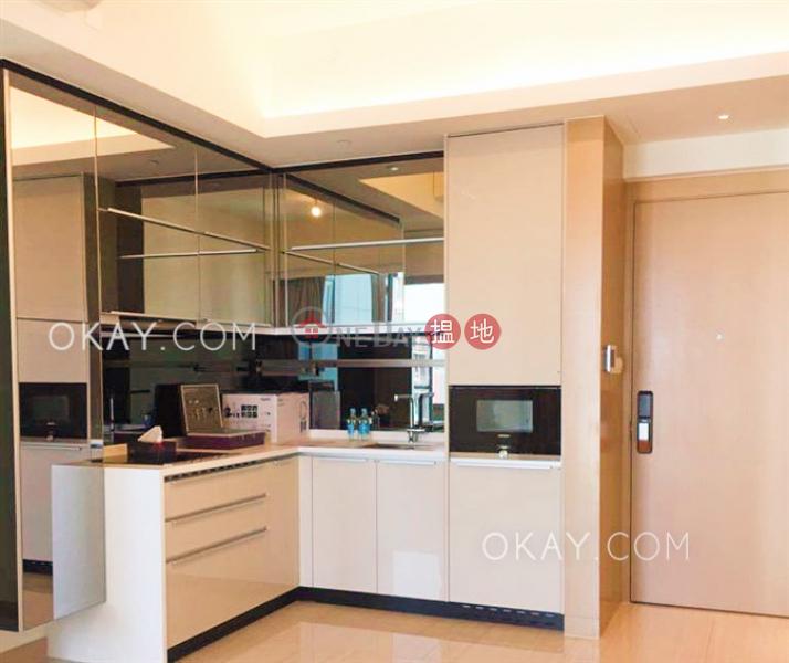 Rare 1 bedroom on high floor with sea views & balcony | For Sale | 28 Sham Mong Road | Cheung Sha Wan Hong Kong | Sales HK$ 18M