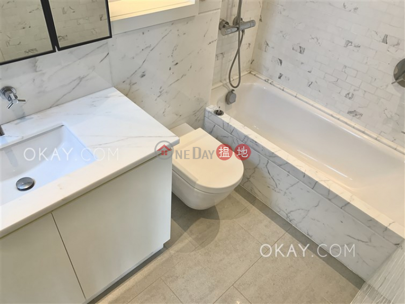 Property Search Hong Kong | OneDay | Residential | Rental Listings | Stylish 2 bedroom on high floor with balcony | Rental