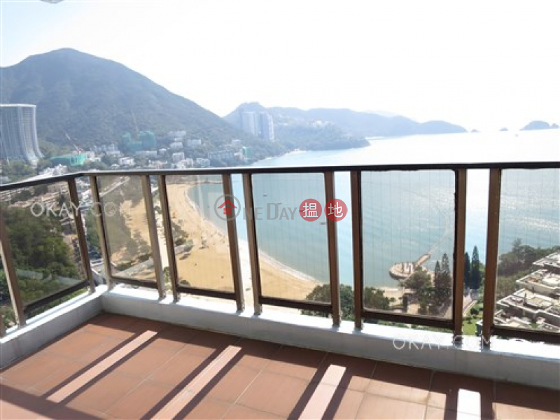 Efficient 3 bedroom with balcony | Rental | Repulse Bay Apartments 淺水灣花園大廈 Rental Listings