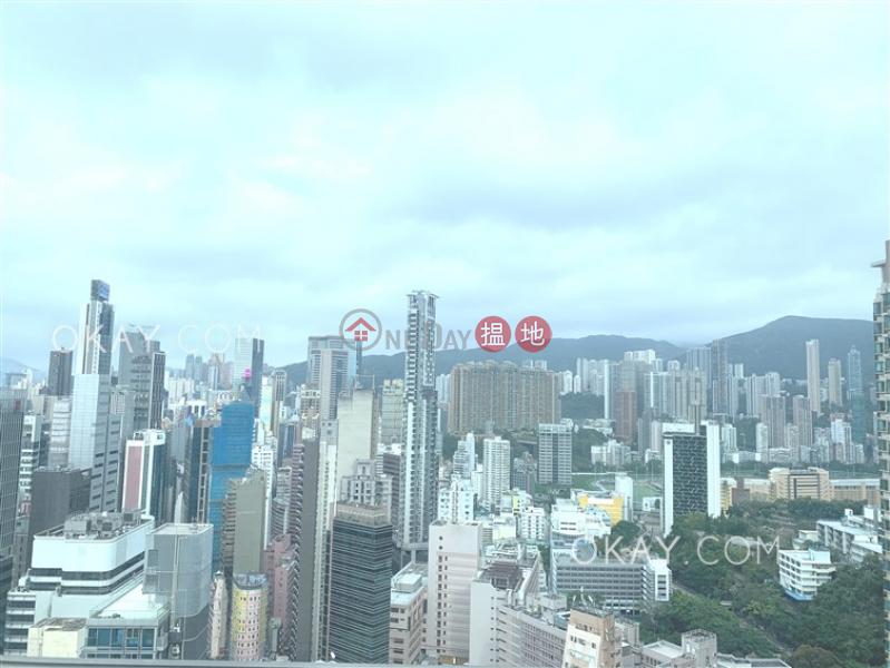 HK$ 34,500/ 月囍匯 2座灣仔區|2房1廁,極高層,可養寵物,露台《囍匯 2座出租單位》
