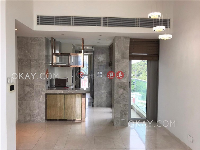 Luxurious 3 bedroom on high floor with balcony | Rental | Imperial Kennedy 卑路乍街68號Imperial Kennedy Rental Listings