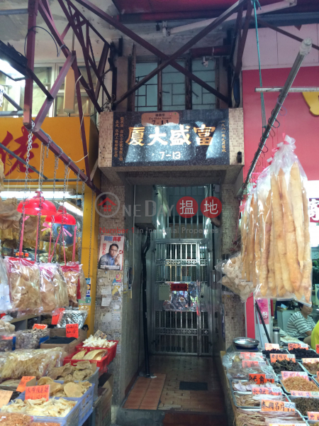 Fu Shing Building (Fu Shing Building) Sai Wan Ho|搵地(OneDay)(5)